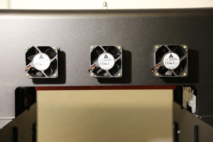 Flachbett UV Drucker A3 Lufter