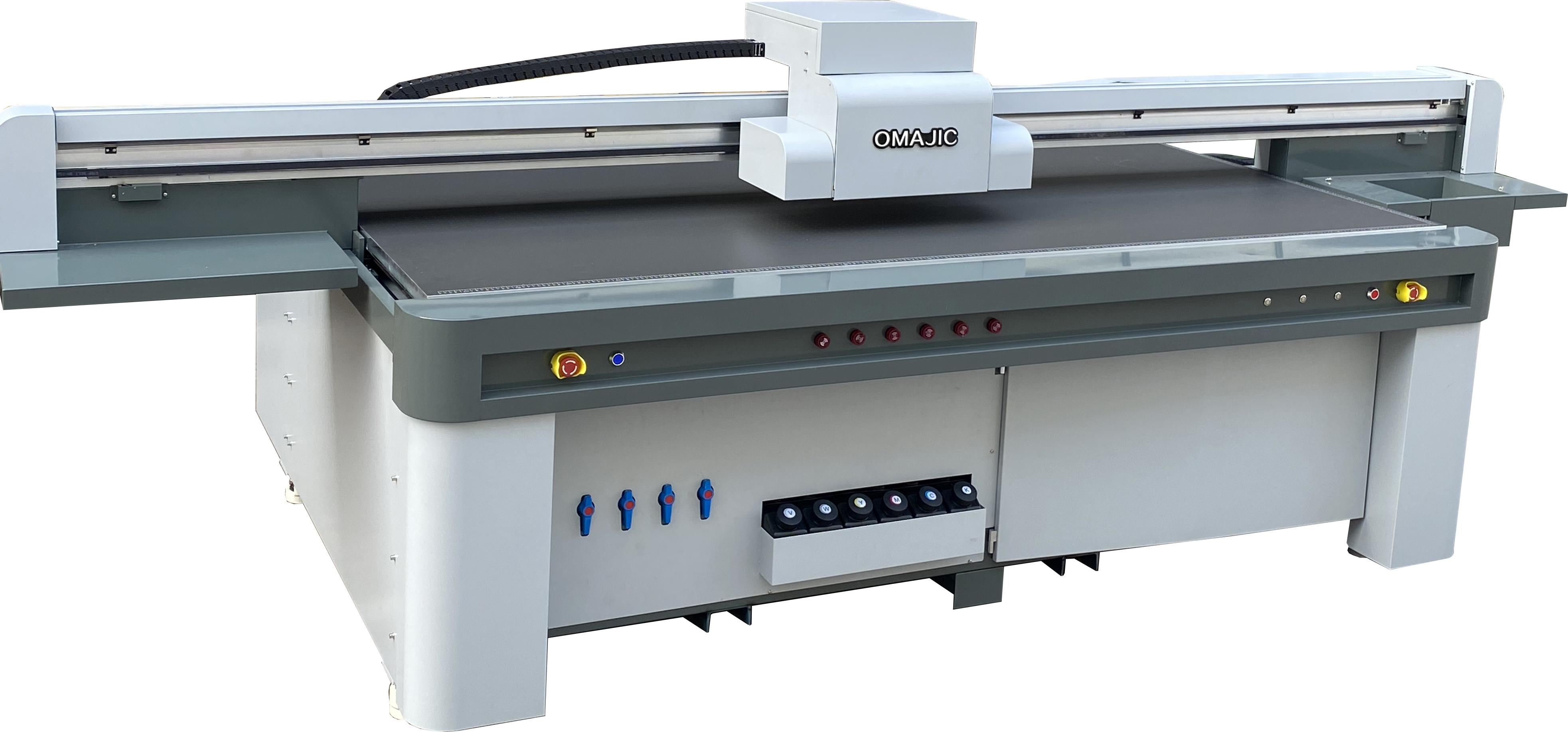 UV Drucker Flachbett Großformat 2500x1300 MM