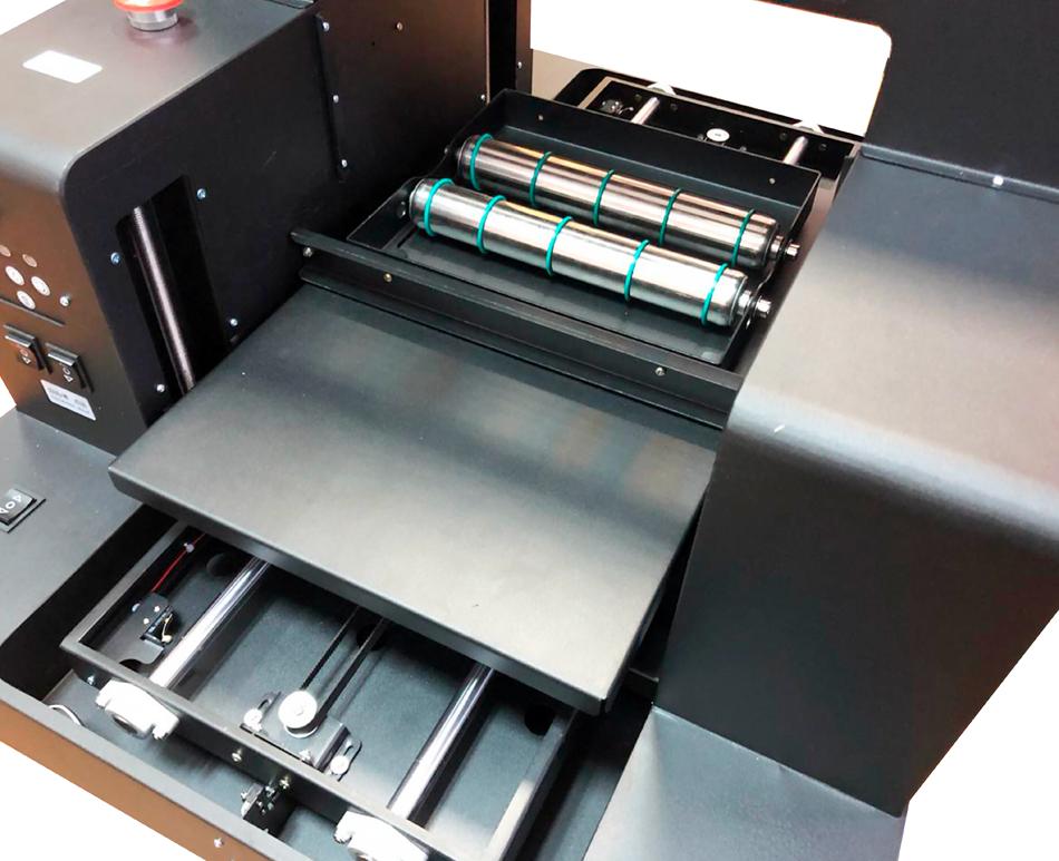 Flachbett UV Drucker A4 innereien