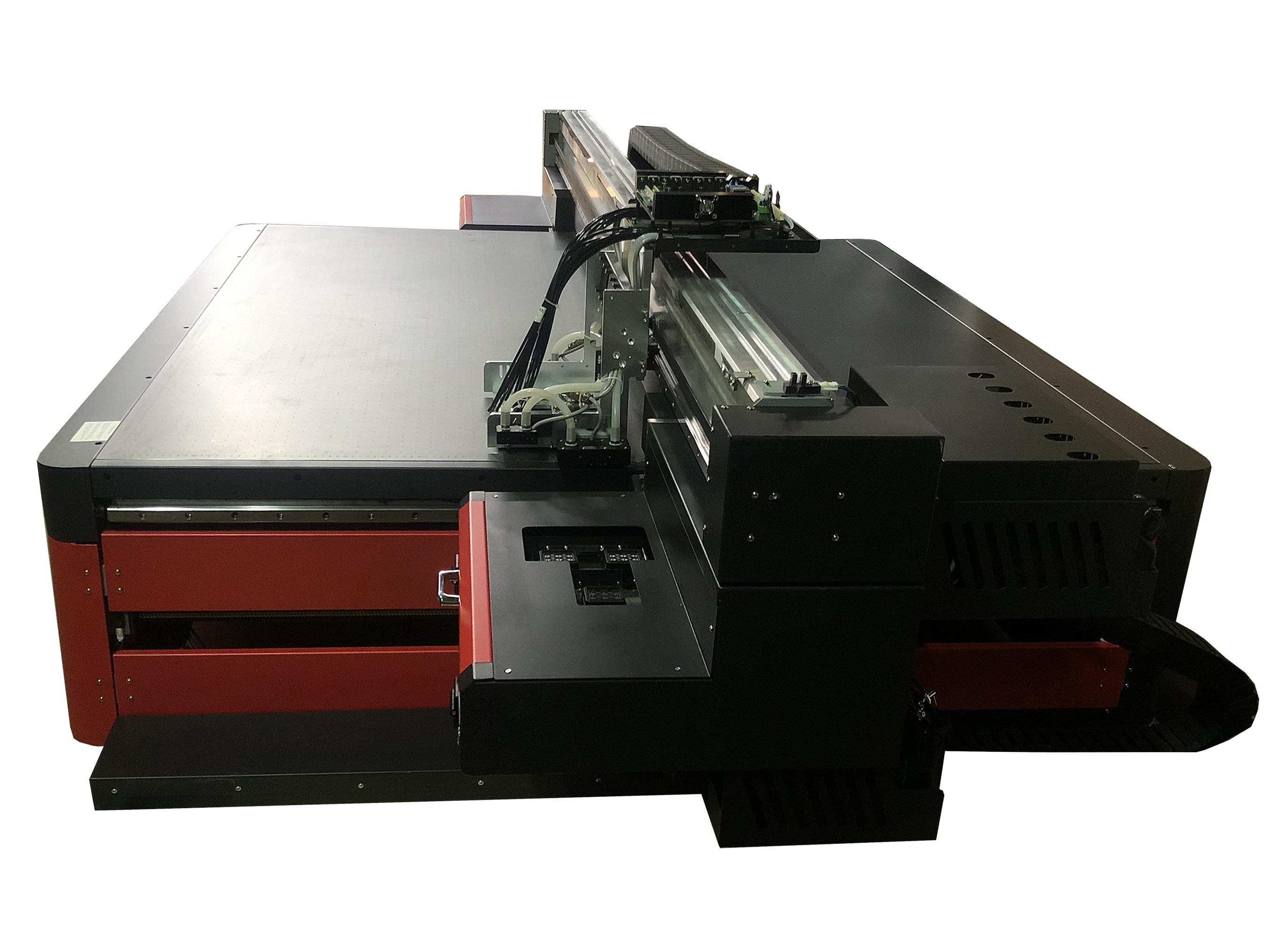 UV-Flachbettdrucker FS-UV1610 Seite