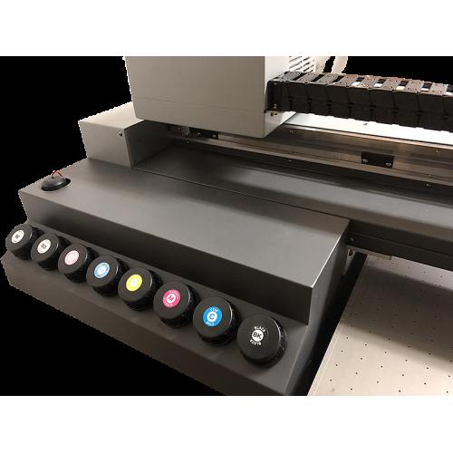 Flachbett UV Drucker A1 Tintenbehälter