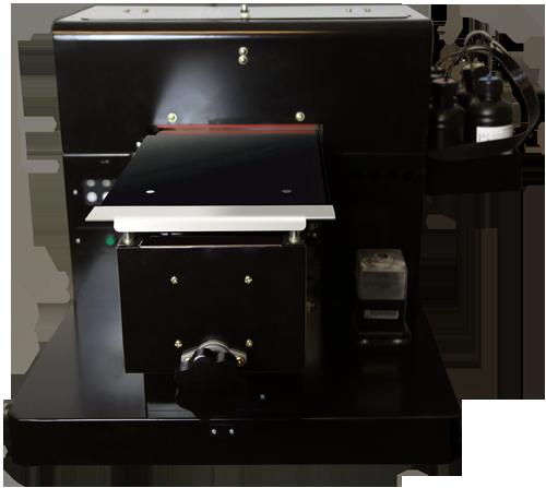 Flachbett UV Drucker A4  frontal