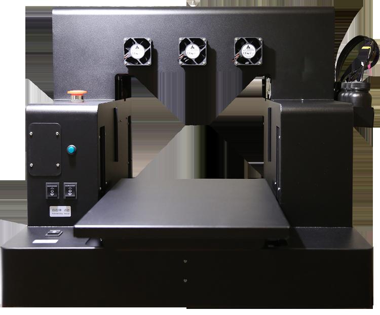 Flachbett UV Drucker A3 von vorne 2