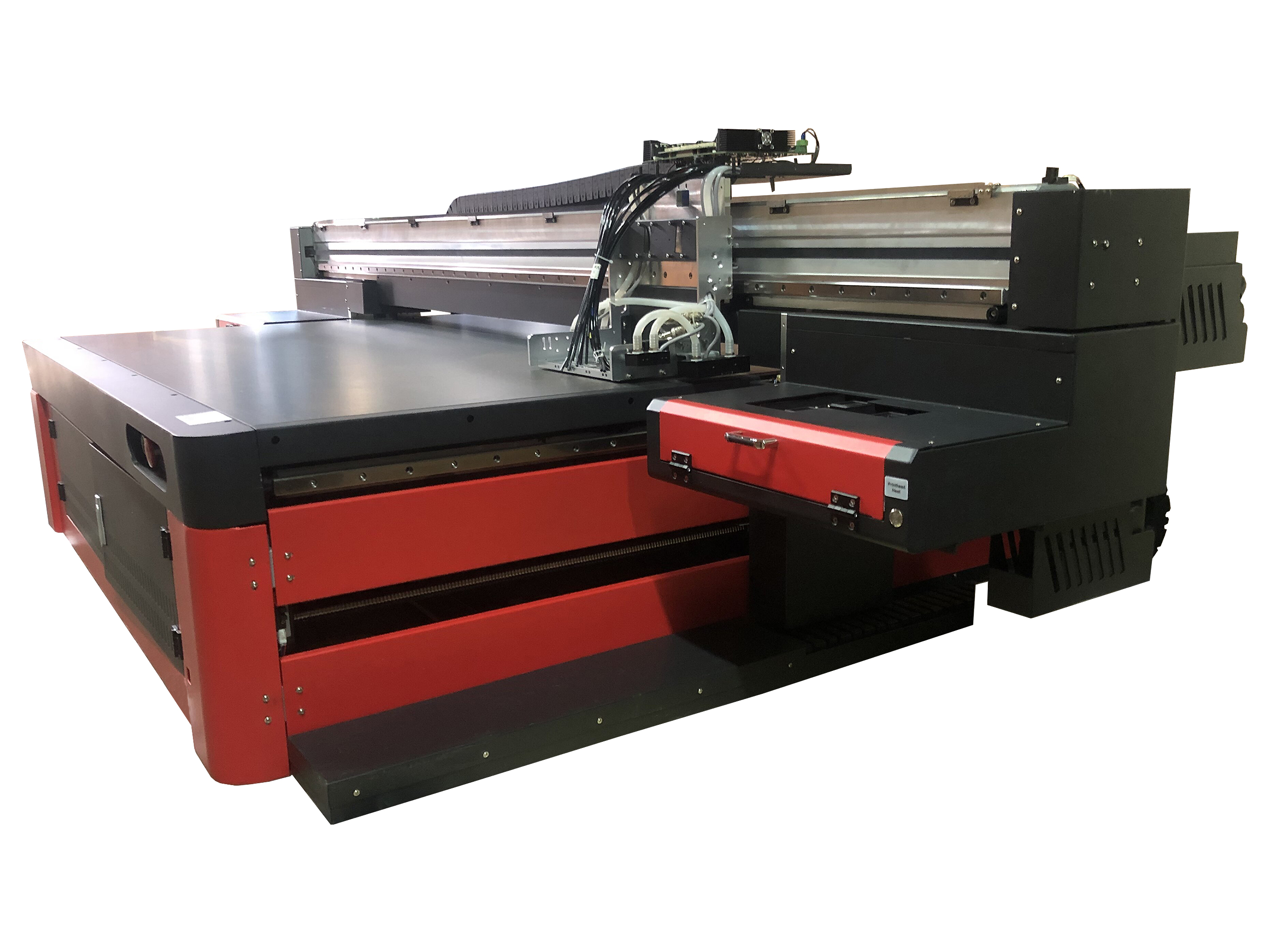 UV-Flachbettdrucker FS-UV1610 Seite 2